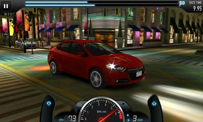 Скриншот CSR Racing на андроид
