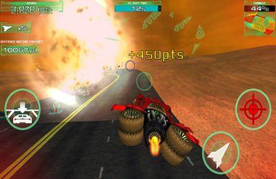 Screenshot Feuer und Vergiss: Die finale Schlacht auf dem iPhone