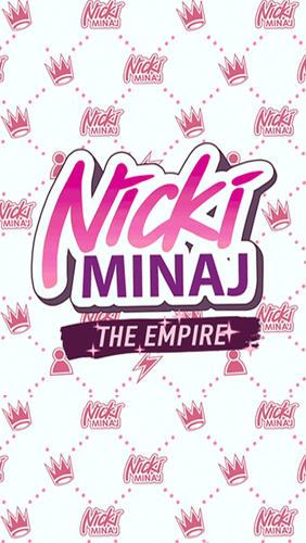 Capturas de tela de Nicki Minaj: O império
