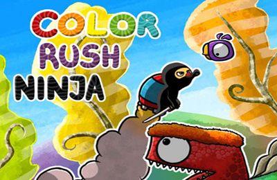 logo Color Rush Ninja