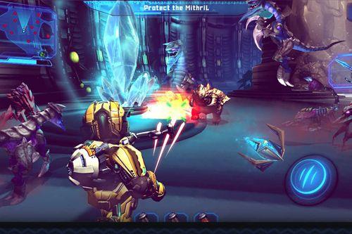 Multiplayerspiele: Lade Star Warfare 2: Rückzahlung auf dein Handy herunter