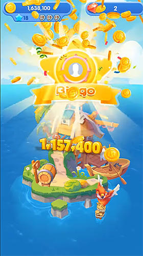 RPG Island master: The most popular social game für das Smartphone