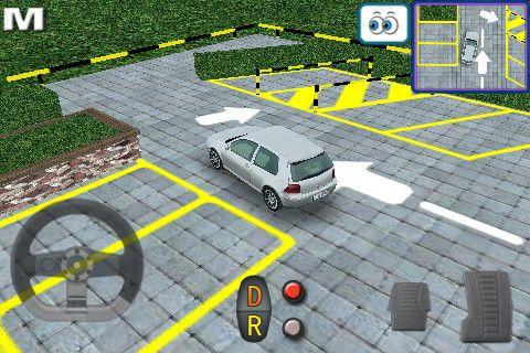 Capture d'écran Le Parking 3D sur iPhone