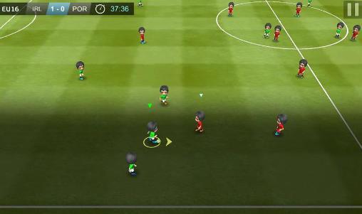 Euro 2016 France screenshot 1
