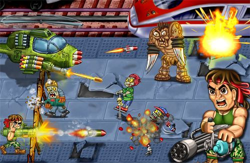 Screenshot Letzte Helden: Die letzte Schlacht auf dem iPhone