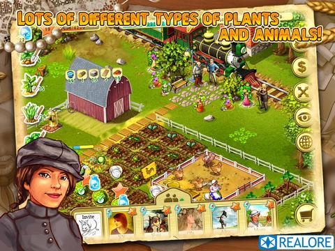 A Fazenda de Jane em português