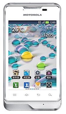 Motorola Motoluxe XT389