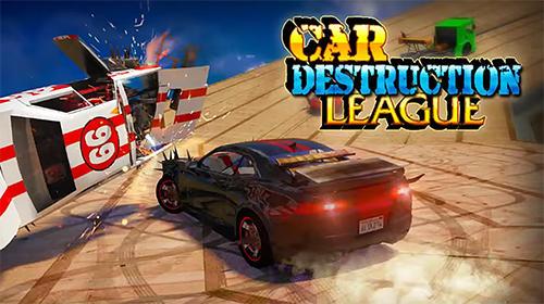 Car destruction league captura de pantalla 1