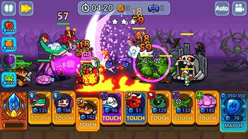Monster defense king screenshot 4