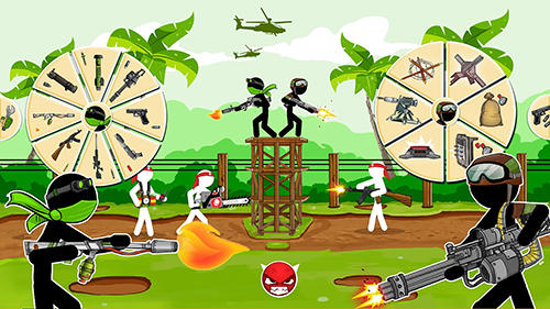 Stickman army: The resistance pour Android