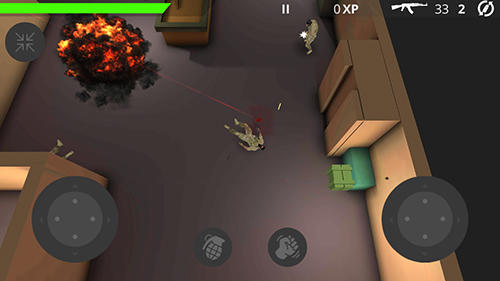 Shades: Combat militia screenshot 3