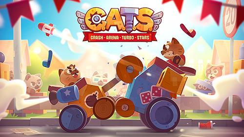 CATS: Crash arena turbo stars скріншот 1