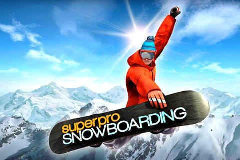 logo Super Snowboarding für Profis