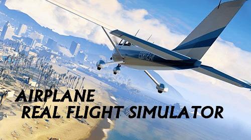 Airplane: Real flight simulator Symbol