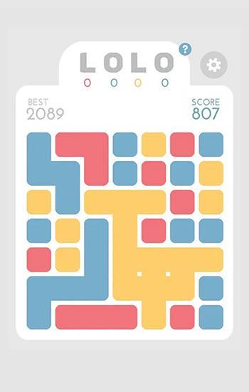 Logikspiele Lolo für das Smartphone