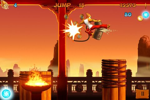 Shaolin pets for iPhone