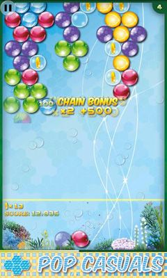 Arcade Bubble Pop Infinite for smartphone