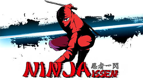 Ninja issen: New slash game скриншот 1