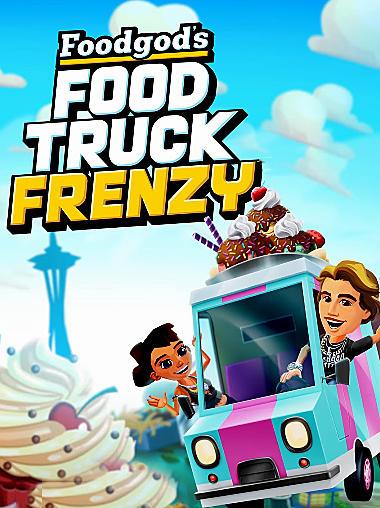 Foodgod's food truck frenzy Screenshot