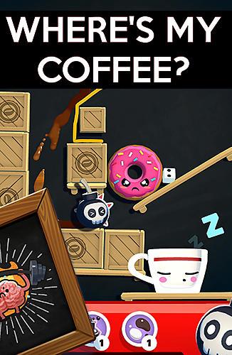 Where's my coffee? Screenshot