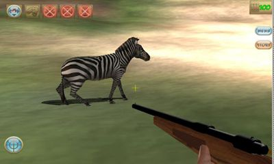 3D Hunting African Militia para Android