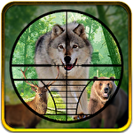 Hunting: Jungle animals icono