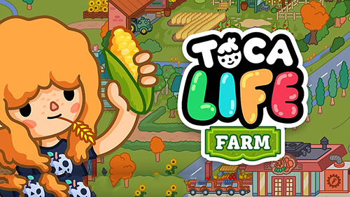 Toca life: Farm captura de pantalla 1