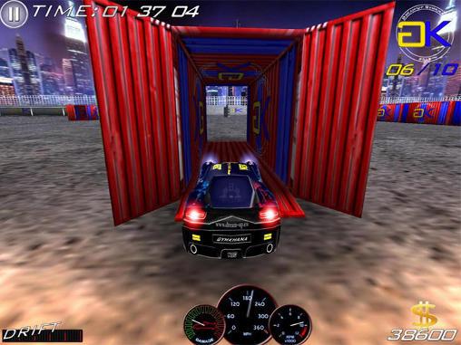 Speed racing ultimate 3 capture d'écran