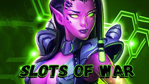 Slots of war: Free slots captura de pantalla 1