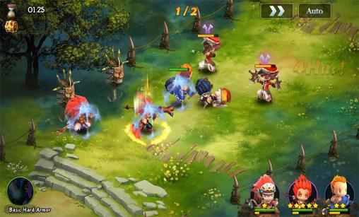 Mystic kingdom: Season 1 für Android