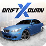 Drift x burn ícone