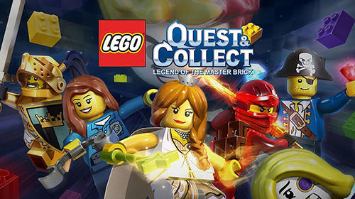 LEGO Quest and collect icône