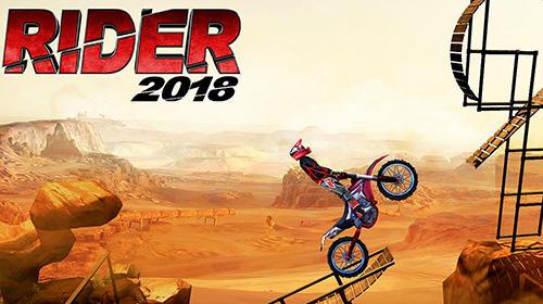 Rider 2018: Bike stunts скриншот 1