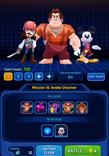 Disney epic quest pour Android