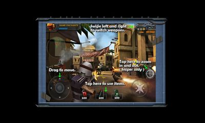 WarCom Genesis pour Android