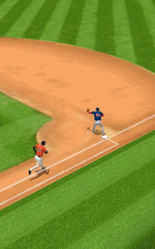 Tap sports baseball en español