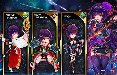 Strategie RPG The alchemist code auf Deutsch