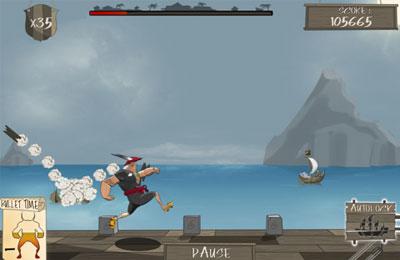 Arcade-Spiele: Lade Piraten : Belagerung mit Kanonen auf dein Handy herunter