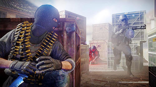 Overkill strike: Counter terrorist FPS shoot game für Android
