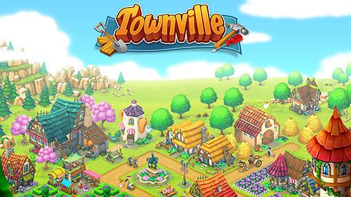 Townville: Farm, build, trade screenshot 1