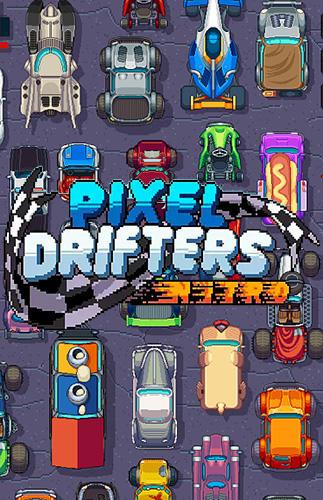 Pixel drifters: Nitro! captura de tela 1