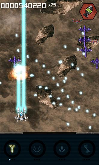 Squadron: Bullet hell shooter für Android