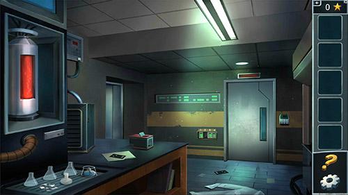 Prison escape puzzle Screenshot