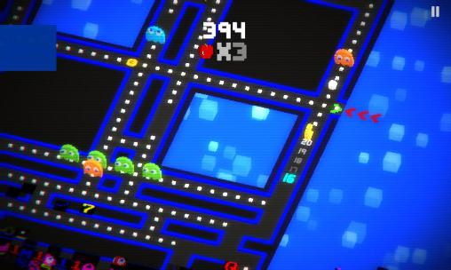 Pac-Man 256: Endless maze für Android
