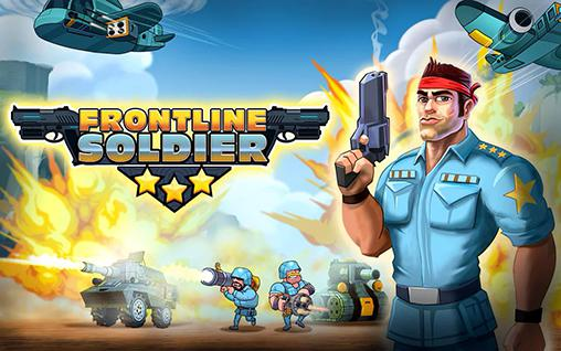 Frontline soldier Screenshot
