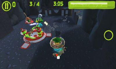 Forsaken Planet screenshot 1