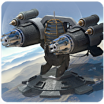 National defense: Space assault icono