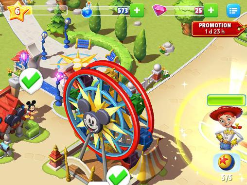 Disney: Magic kingdoms for Android
