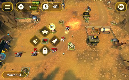 Strategies: download Tower defense generals for your phone