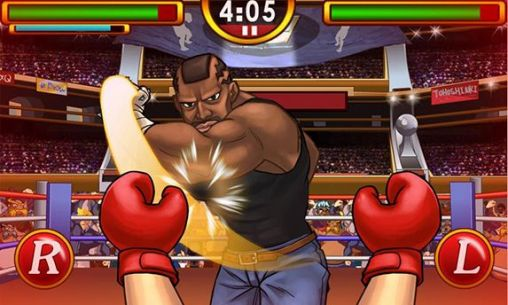 Super KO fighting pour Android